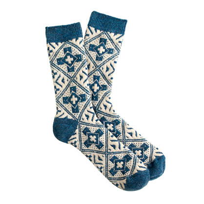 Anonymous Ism cross socks