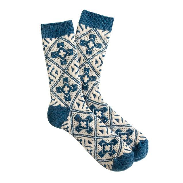 Anonymous Ism cross socks