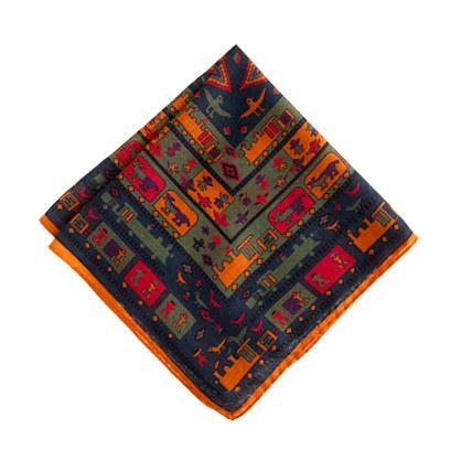 Drake's® Navajo-print handkerchief