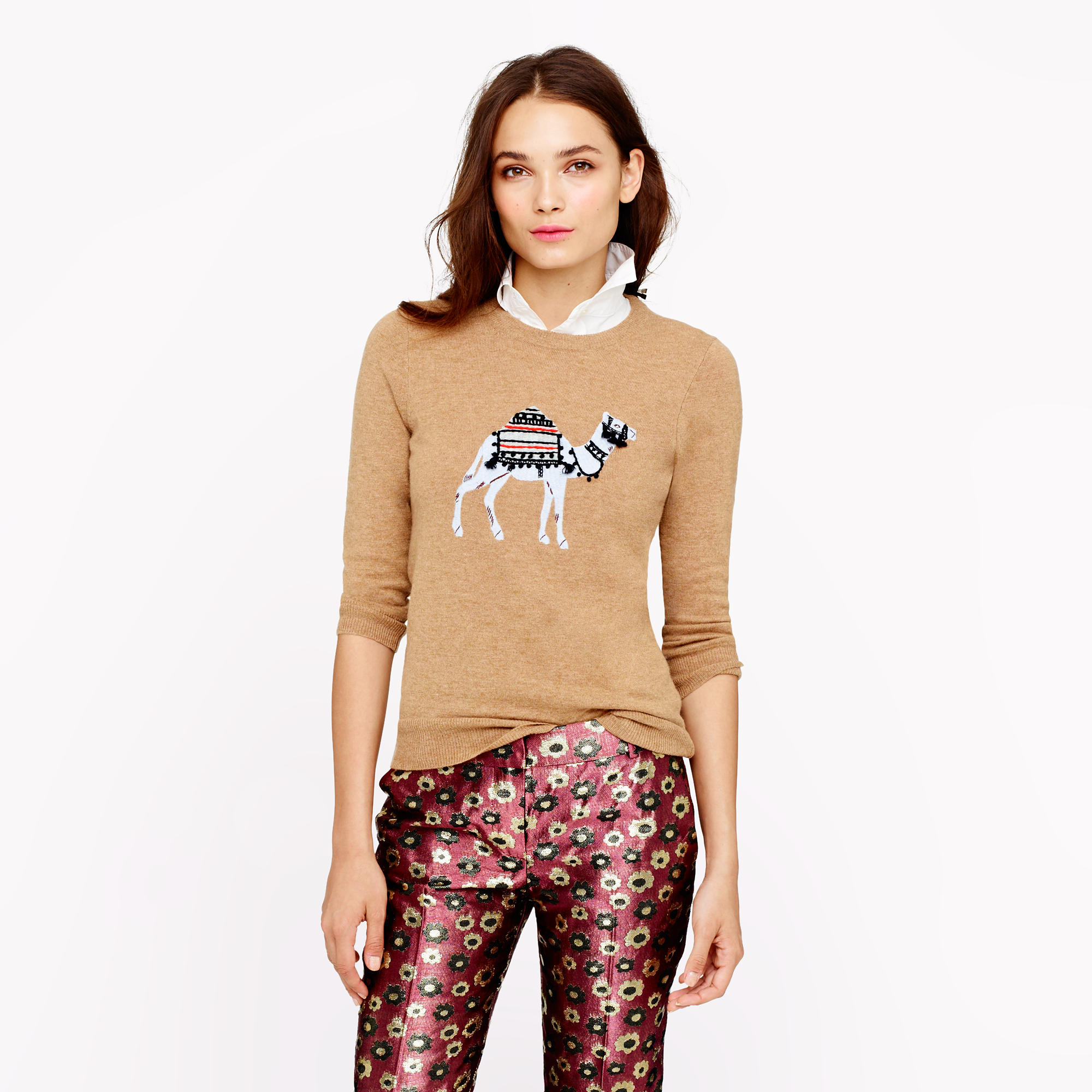 2681cf71c9f Images of Camel Sweater - All about Fashions