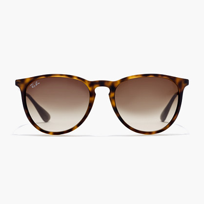 Sale alerts for J.CREW Ray-Ban® Erika sunglasses - Covvet