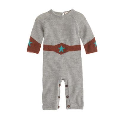 Baby Oeuf® superhero jumper