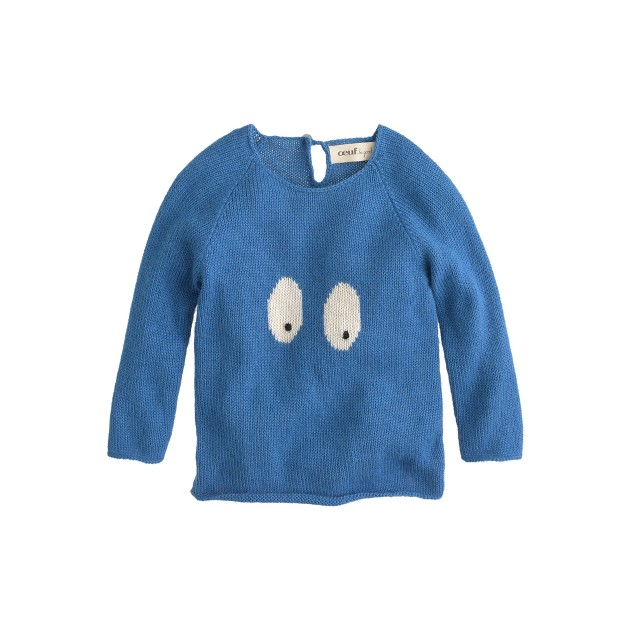 Baby Oeuf® I see you sweater