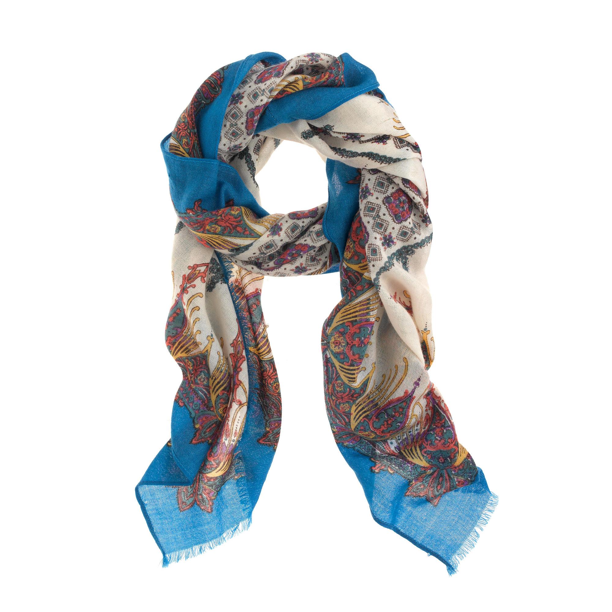 riviera wool scarf j crew