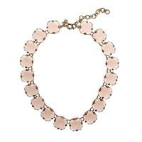 Octagon necklace
