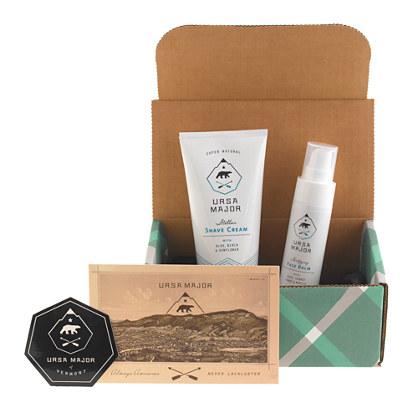 Ursa Major® shave balm set