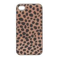 Calf hair case for iPhone® 4/4s