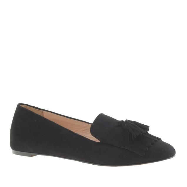 Darby tassel loafers