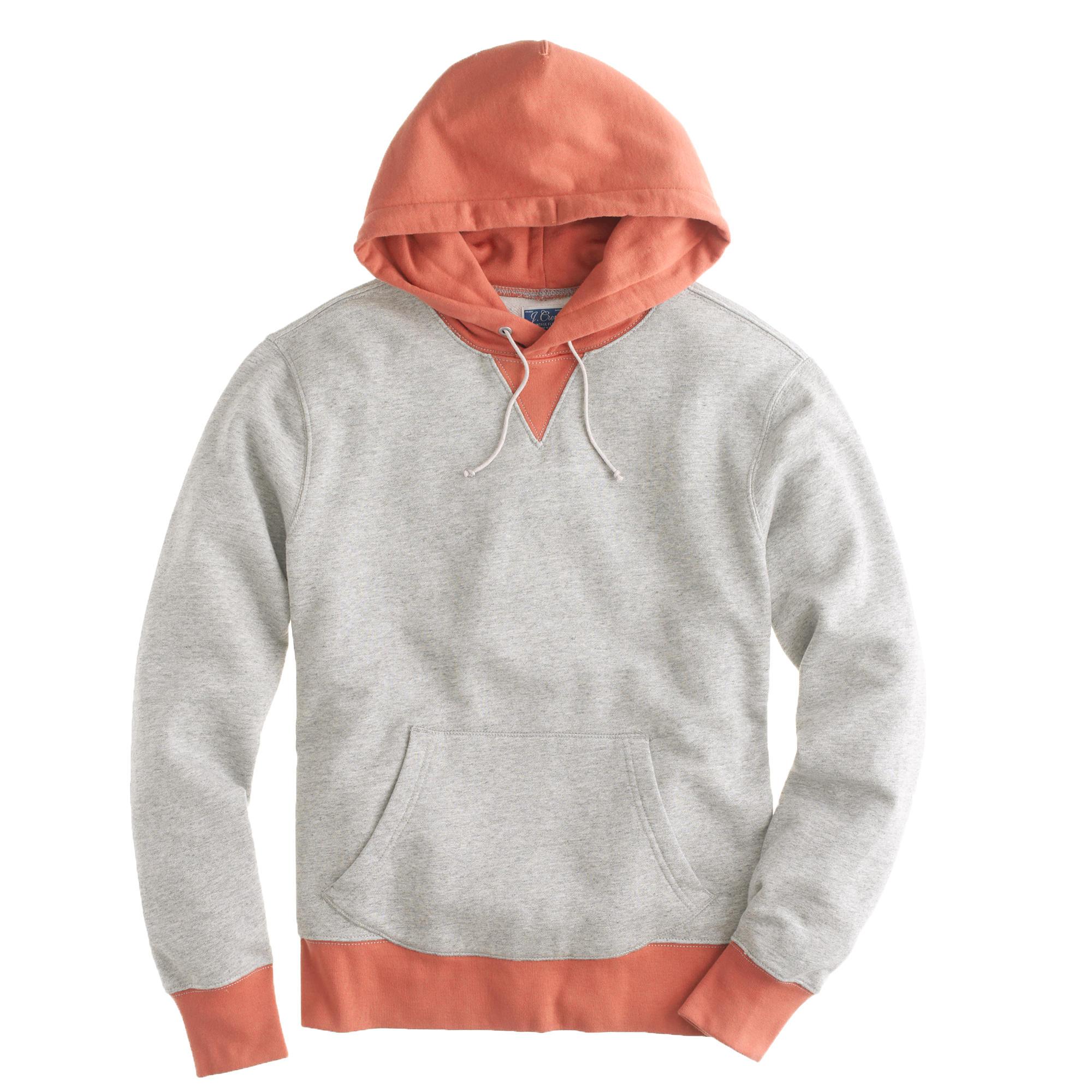 J crew hoodies