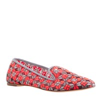 Collection Darby eyelet loafers