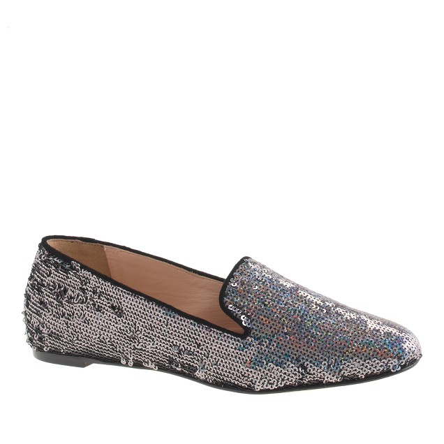 Collection Darby sequin loafers