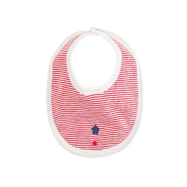 Baby Petit Bateau® Bavoir-Taylin bib