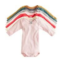 Baby Petit Bateau® bodysuit 7-pack