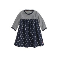 Baby Petit Bateau® anchor dress