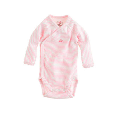 Baby Petit Bateau® Celia stripe one-piece