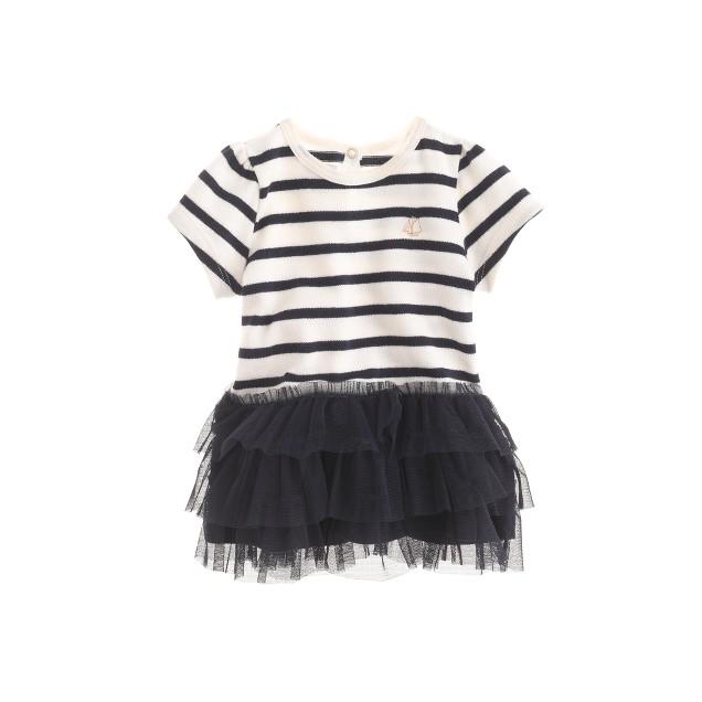 Baby Petit Bateau® tutu dress
