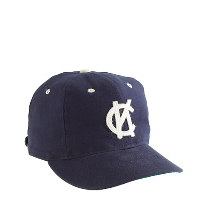 Ebbets Field Flannels® for J.Crew Kansas City Blues ball cap