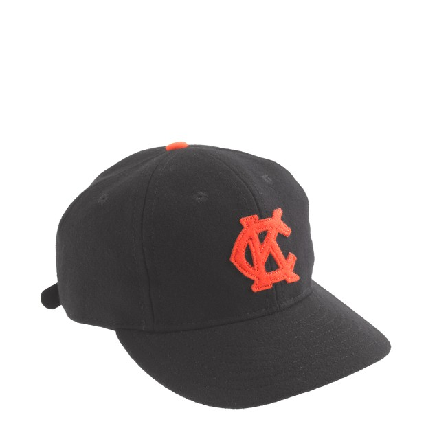 Ebbets Field Flannels® for J.Crew Kansas City Monarchs twill ball cap