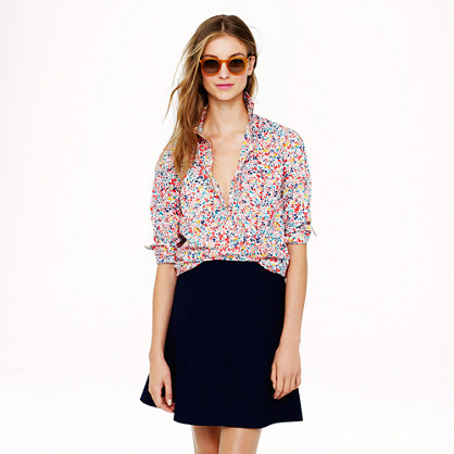 Popover in Liberty Nina Taylor floral