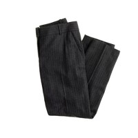 Collection pinstripe pant in Italian wool