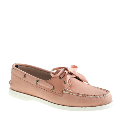 Sperry Top-Sider® for J.Crew Authentic Original bow boat shoes