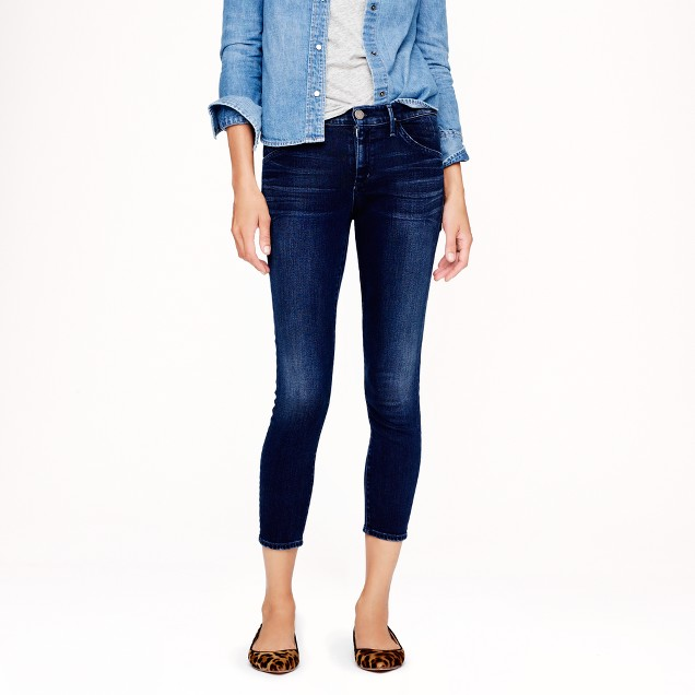 Goldsign® for J.Crew glam jean in Wilcox wash