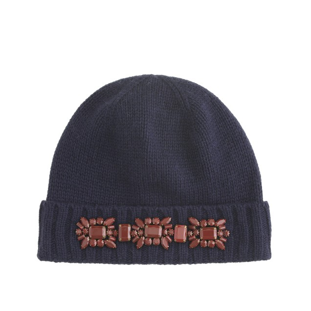 Jeweled hat