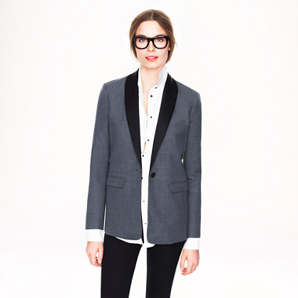 Collection Rylan tuxedo blazer