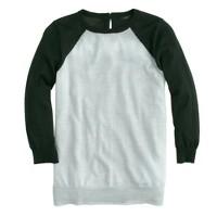 Merino Tippi baseball sweater