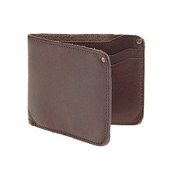 Wallace & Barnes leather wallet