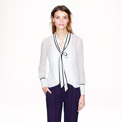 Secretary blouse