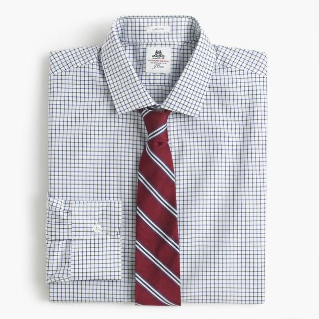 Thomas Mason® for J.Crew Ludlow shirt in tattersall