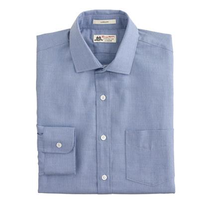 Thomas Mason® for J.Crew Ludlow shirt in brushed cotton