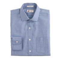 Thomas Mason® for J.Crew Ludlow shirt in brushed cotton