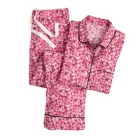 Liberty pajama set in katie ann floral