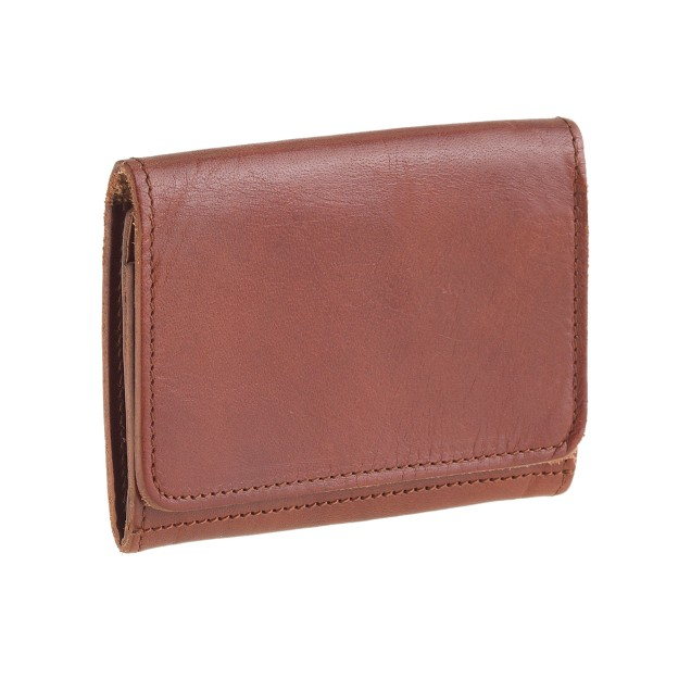 Wallace & Barnes accordion wallet