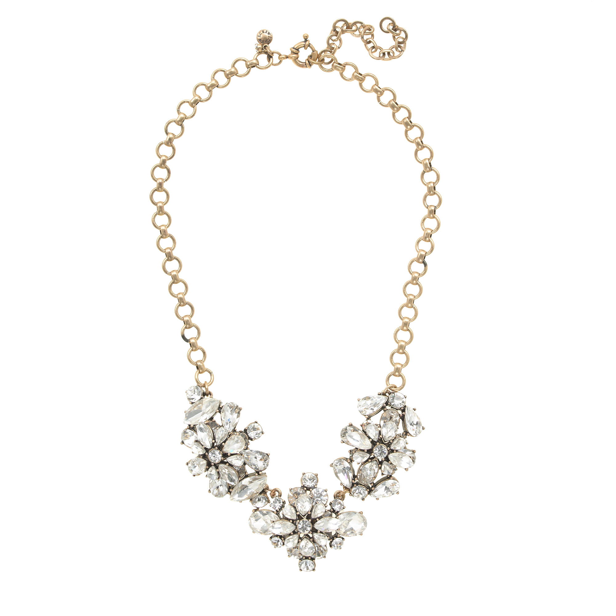j jewelry wildflowers necklace j crew 1498