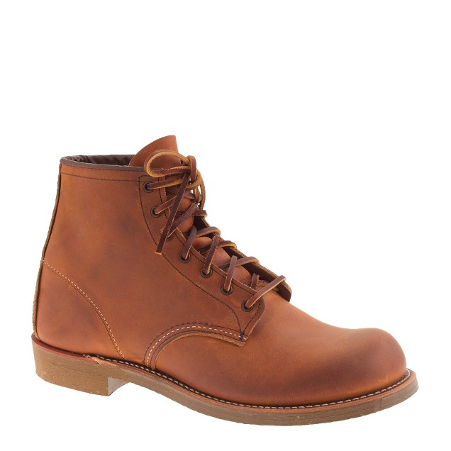 Red Wing® for J.Crew Munson boots