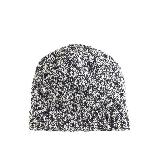 Boys' Slouchy marled hat