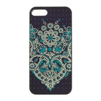 Shiny paisley case for iPhone® 5/5s