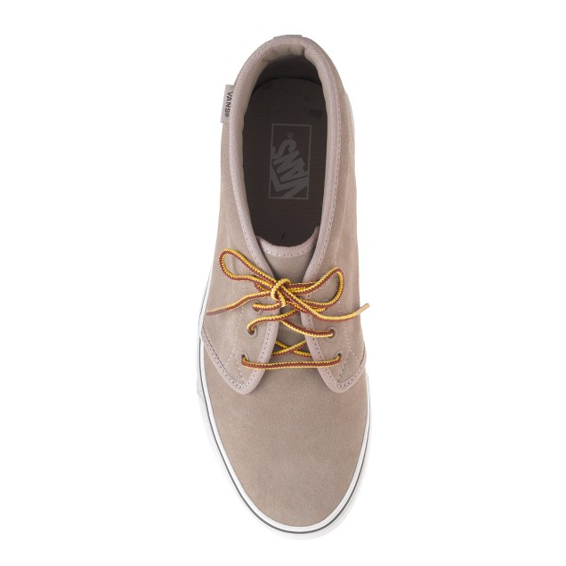 Men's Vans® for J.Crew suede chukka boots