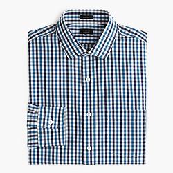 Ludlow Traveler shirt in vintage check