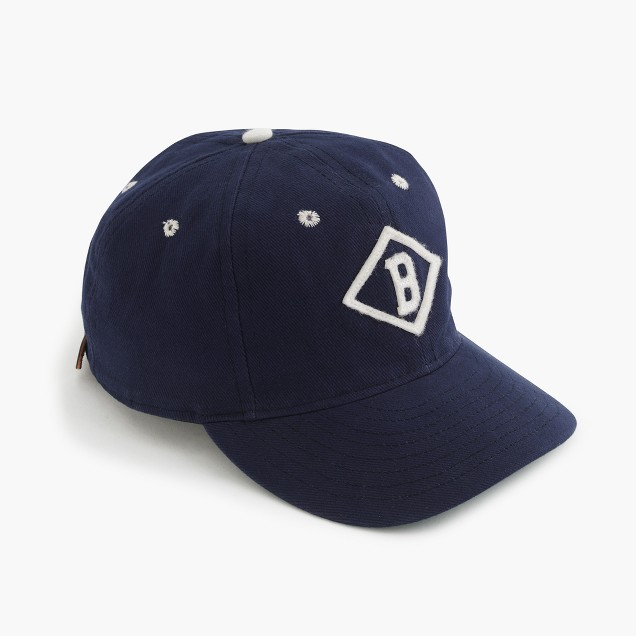 Ebbets Field Flannels® for J.Crew Bismarck Churchills ball cap