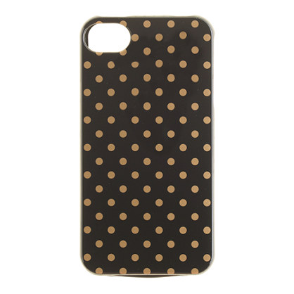 Shiny printed case for iPhone® 4/4s