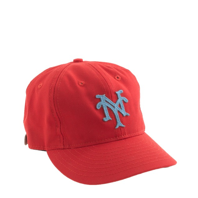 Ebbets Field Flannels® for J.Crew New York Cubans ball cap
