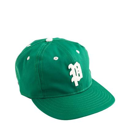Ebbets Field Flannels® for J.Crew Portland Beavers ball cap