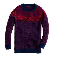 Merino Fair Isle sweater