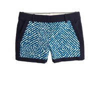 Abstract diamond short