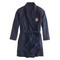 Crest pocket robe