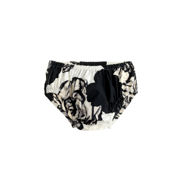 Baby bloomers in chalk floral